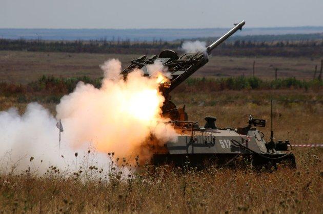 Офіс генпрокурора розслідує участь 250 іноземців у складі бойовиків на Донбасі