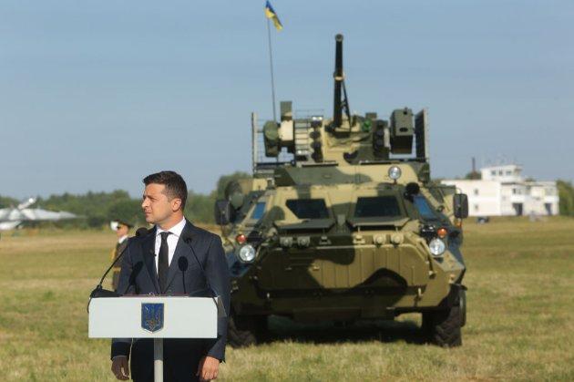 Зеленський підписав закон про допуск слідчих і прокурорів на Донбас