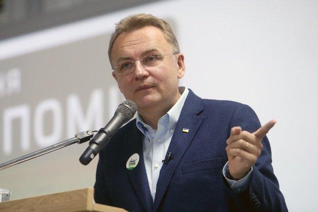 Львівська міськрада провела засідання сесії. Таким чином вона припинила повноваження Садового