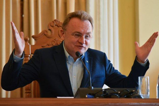 На виборах мера Львова переміг Садовий