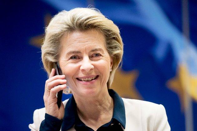 Урсула фон дер Ляєн обіцяє вакцинацію від COVID-19 в Євросоюзі в кінці грудня