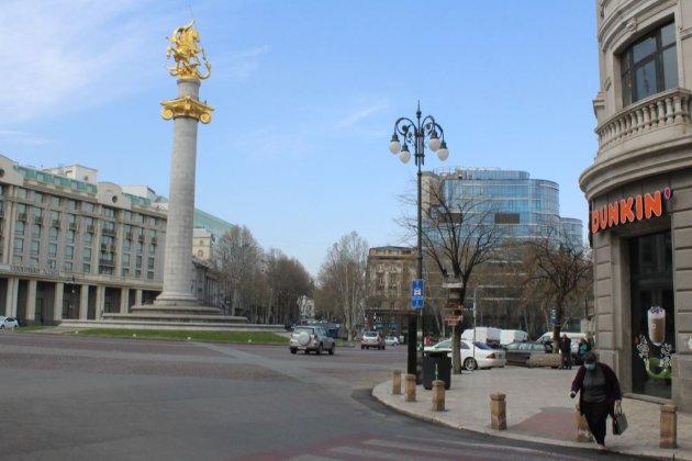 Грузія до 31 січня впроваджує жорсткий карантин, із винятками на свята
