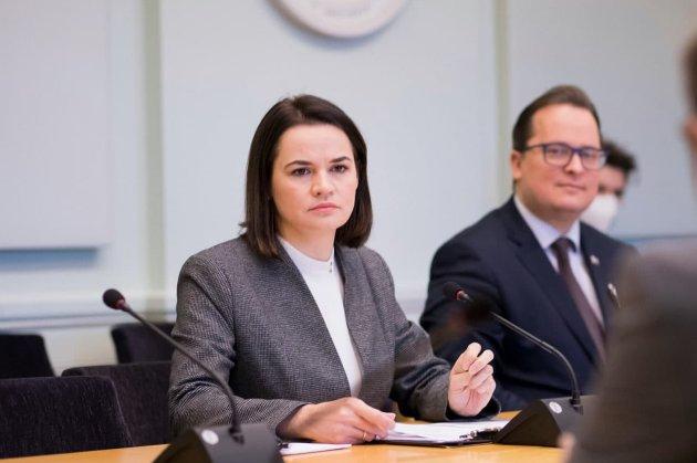 Тихановська пообіцяла скасувати всі «кремлівські» домовленості Лукашенка