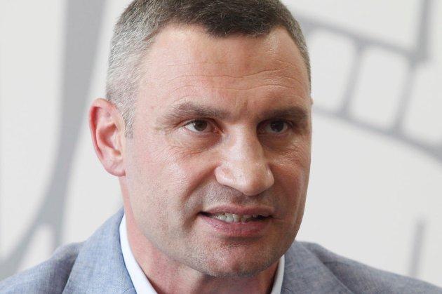 Кличко наголосив, що у Києві у разі локдауну має працювати метро та транспорт
