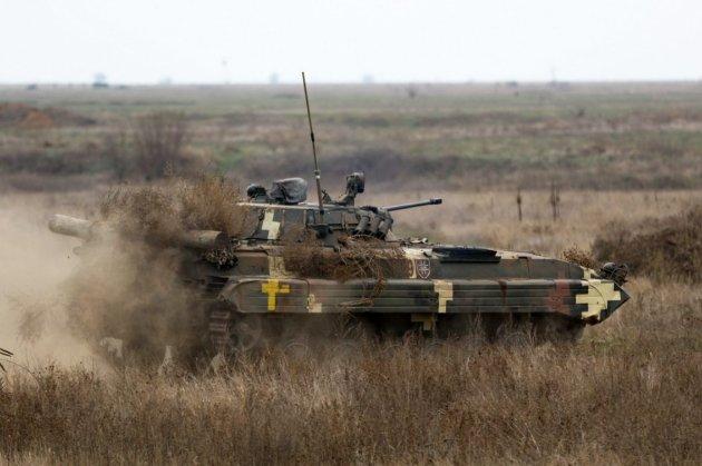 На Миколаївщині відбулись тактичні навчання з використанням Javelin