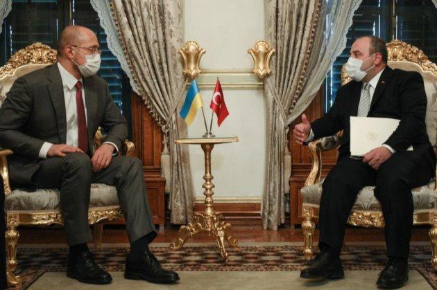 Україна бажає підписати з Туреччиною угоду про вільну торгівлю й подвоїти щорічний оборот до $10 млрд