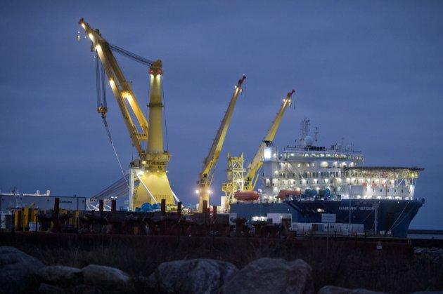 Будівництво «Північного потоку 2» в економічній зоні Німеччини російська сторона планує відновити у грудні