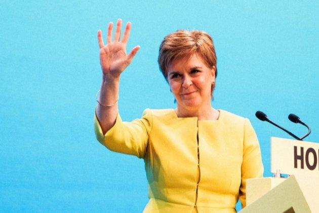 Перший міністр Шотландії заявила про право свого народу на наступний після 2014 року референдум про незалежність