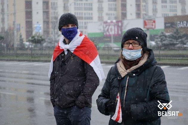 «Марші сусідів» відбулись у Мінську та інших містах Білорусі
