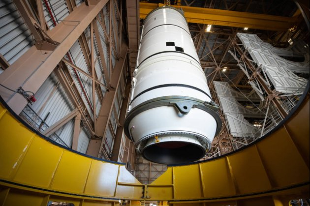 NASA підтвердило повернення людини на Місяць у 2024 році. Її доставить система запуску «Артеміда»