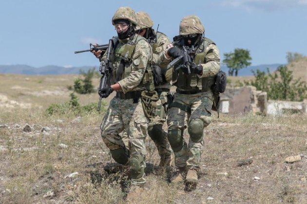 НАТО готується надати Грузії План дій щодо членства. Але рішення ще не ухвалене