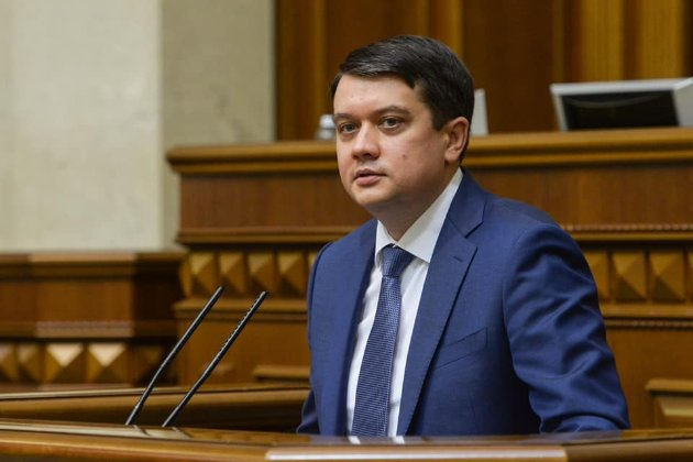 Голова Верховної Ради слідом за президентом подолав COVID-19