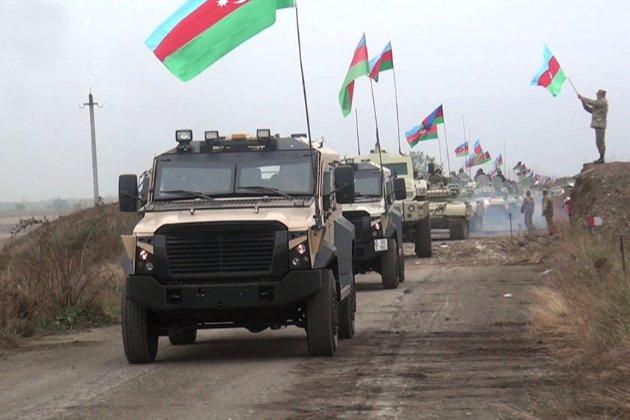 Війська Азербайджану ввійшли в останній з трьох районів Нагірного Карабаху, які переходять під контроль Баку