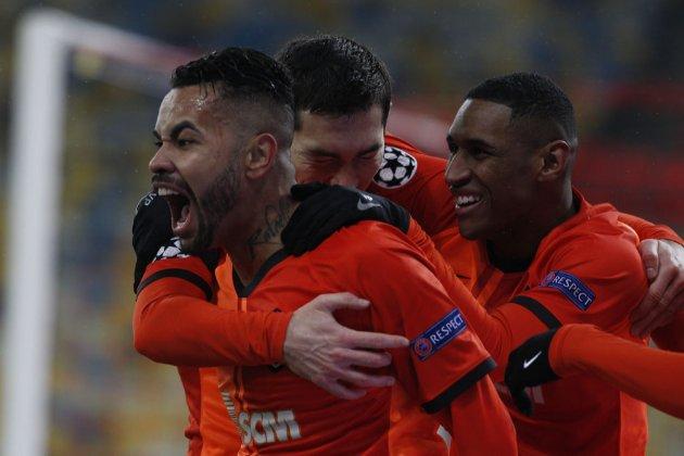 «Шахтар» вдруге сенсаційно переміг «Реал» у Лізі чемпіонів