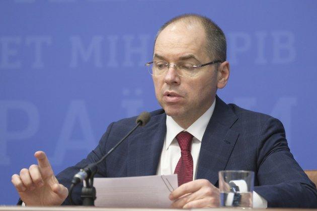 Очільник МОЗ заявив, що уряд не розглядатиме питання локдауну 2 грудня