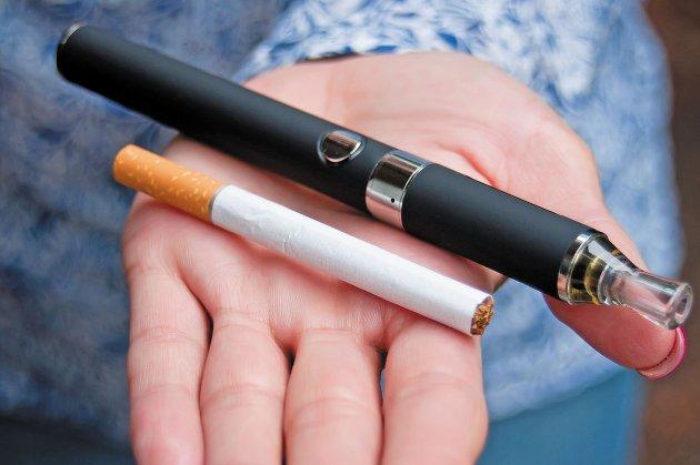 Верховна Рада заборонила продаж електронних сигарет дітям до 18 років, як і «традиційного» тютюну