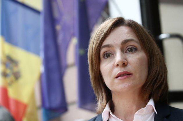 Президент Молдови заявила про спробу «захоплення влади»