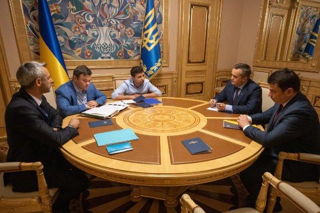 Рада визначила строк перебування на посаді керівника САП у п'ять років