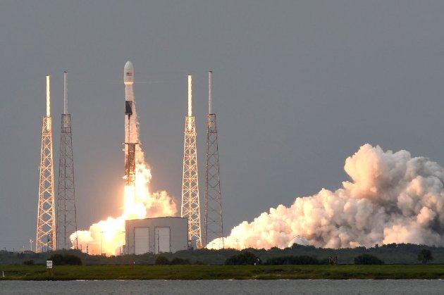 SpaceX запустить 21-у вантажну місію до МКС на початку грудня