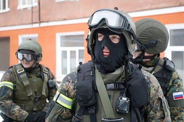 ФСБ РФ заявило про перестрілку на кордоні з Україною