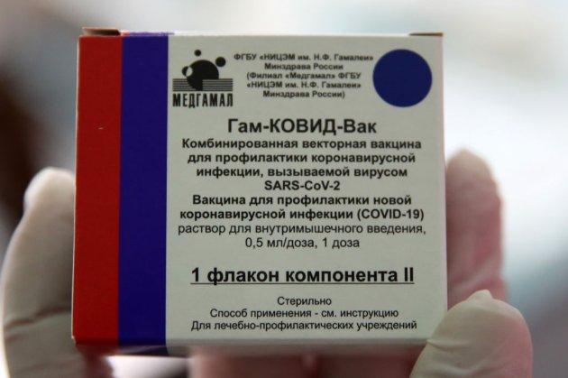 Степанов запевнив, що Україна не використовуватиме російську вакцину від COVID-19