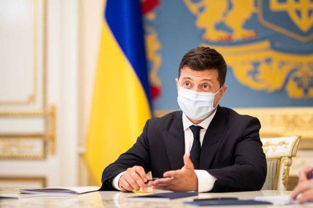Зеленський запевнив, що під час ймовірного локдауну кордони для українців не закриватимуть