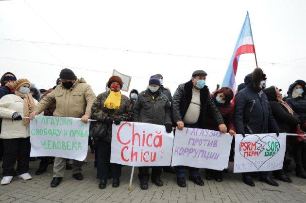 У Молдові 20 тисяч людей вийшли на протести проти уряду Додона