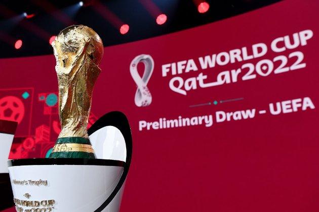 Відбір чемпіонату світу-2022: Україна отримала суперників