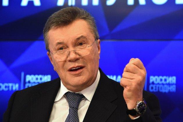Янукович хоче онлайн відвідати засідання суду у справі Майдану