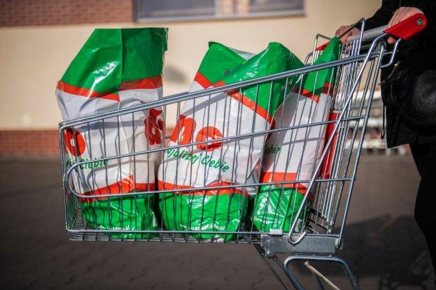 Верховна Рада ще раз спробує обмежити використання пластикових пакетів