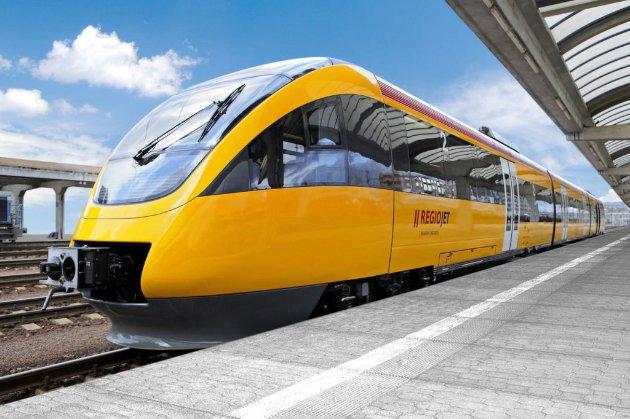 Залізнична компанія RegioJet запустить нічні поїзди з Чехії в Україну у 2021 році