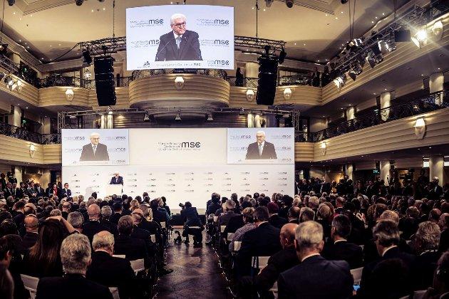 Мюнхенську конференцію з безпеки 2021 року перенесли на невизначений строк