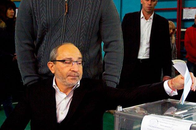 Мером Харкова офіційно став Кернес, якого громадськість не бачила вже три місяці
