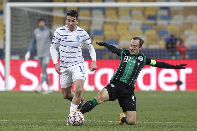 «Динамо» перемогло команду Реброва і вийшло до Ліги Європи