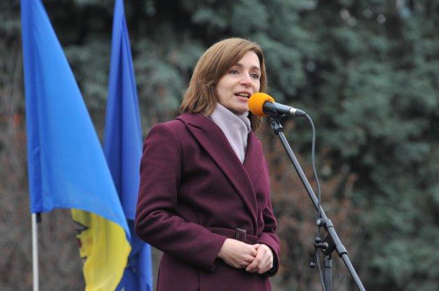 Мая Санду вважає, що нема ризиків виникнення нової війни у Придністров'ї
