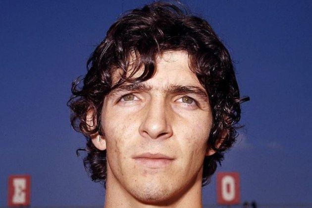 Легендарний італійський футболіст Паоло Россі помер у віці 64 років