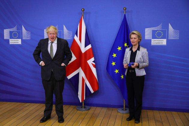Brexit. Джонсон допустив, що Великобританії не вдасться укласти угоду з ЄС