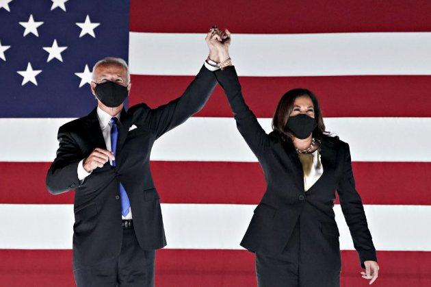 «За зміну американської історії». Байден і Харріс отримали звання «Людина року» за версією Time