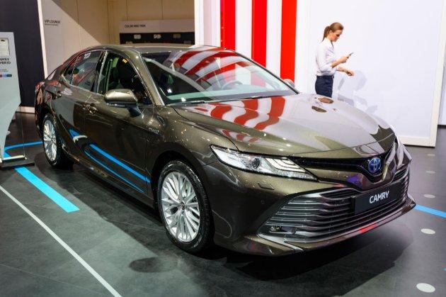 Комплектація Premium. СБУ придбала авто Toyota за понад 1 млн грн
