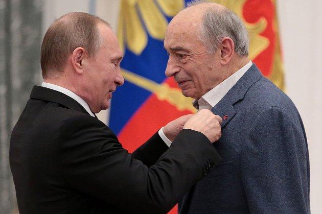 У віці 85 років помер російський актор театру та кіно Валентин Гафт