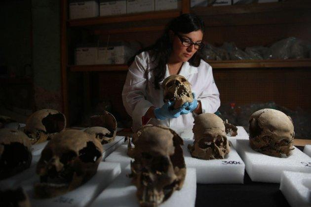 Археологи розкопують нові ділянки в Мехіко. Знайшли вежу з черепів часів ацтеків