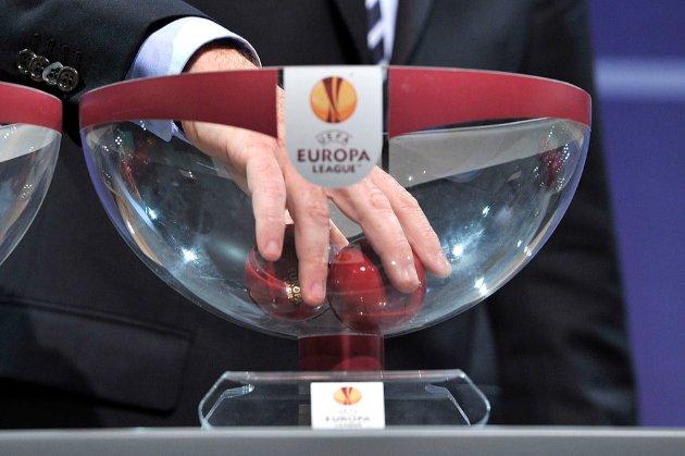 Жеребкування Ліги Європи. Навесні «Динамо» зіграє з «Брюгге», «Шахтар» — з «Маккабі»