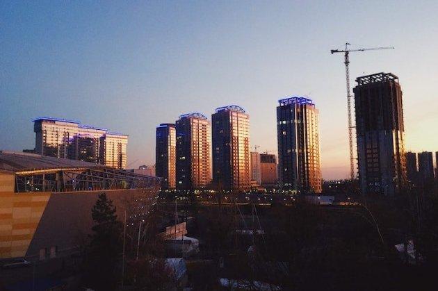 Україна піднялася на шосте місце у світі за темпами зростання цін на житло
