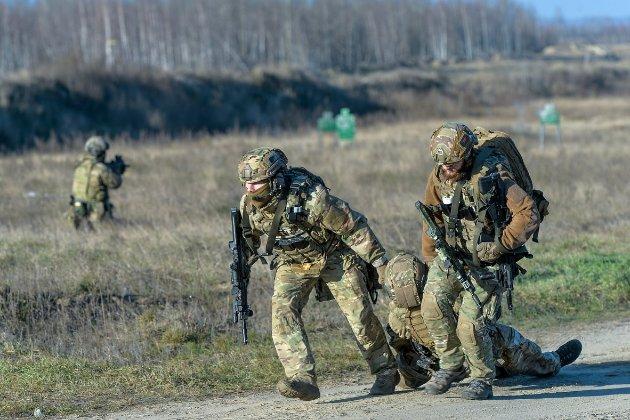 Зеленський попросив ВР допустити іноземні війська на навчання в Україну