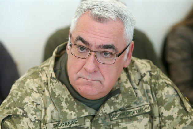 Верховна Рада звільнила міністра ветеранів Бессараба