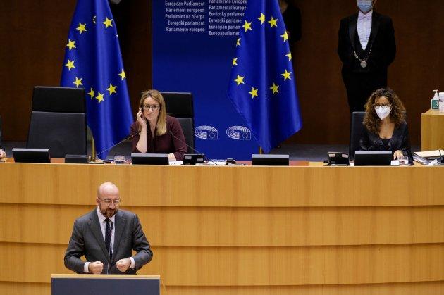 Європарламент затвердив семилітній бюджет ЄС. €15 млрд буде виділено на поповнення ключових програм союзу