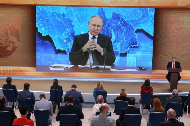 Путін розповів про допомогу Донбасу, «обнуління» строків свого президентства і ставлення РФ до НАТО