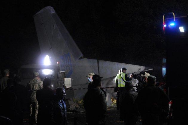 Катастрофа Ан-26. ДБР вручило командувачу Повітряних сил ЗСУ, командиру військової частини та керівнику польотів підозри