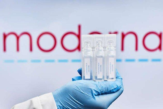 У США затвердили вакцину від Moderna