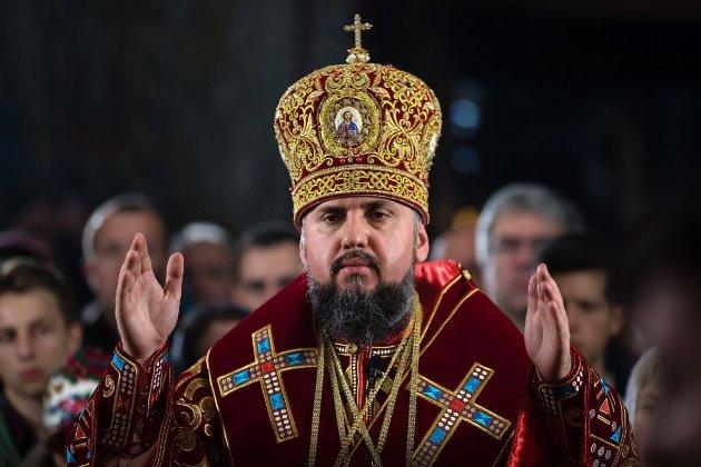 Епіфаній розповів, коли вся Україна святкуватиме Різдво 25 грудня